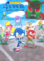 Sonic4Ever Revenge of Lord Brevon (Finished) by sonic4ever760