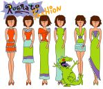 Rugrats Fashion: Reptar by Willemijn1991