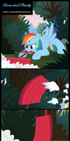 Snow and Steady by Toxic-Mario