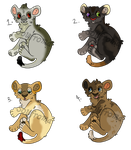 Cubs Adoptables 11 - OPEN - by Soufroma