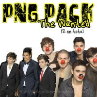 PNG PACK THE WANTED by Vaale-Editions