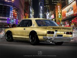 Nissan Skyline Virtual Tuning by UAD-Team