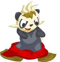 Pancham TF by PokeManiac-Stu