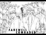 Praise To Those who left: Farewell Comrades by massko-uni13