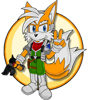 Sonic Channel - Tails McCloud by Tails-McCloud