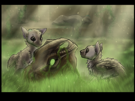 A Reminder: The Last Guardian by Sketch-SF