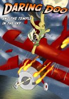 Daring Doo and the Temple in the sky by juanrock