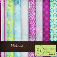 michelle-paper street designs by paperstreetdesigns