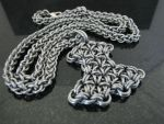 Chain Thor's Hammer2 by BorealisMetalWorks