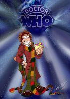 The 4th Doctor by Luke-Lilly