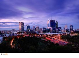 Perth Long Exposure by Furiousxr