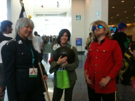 Anime Expo 2012 Canada, Prussia, and China by Fainting-Ostrich