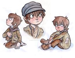 Oscar watercolours and inks by pencil-cute