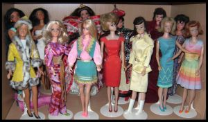 My small Barbie collection by DarkDollArt