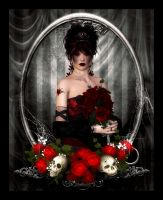 Remy: Gothic Bride by RavenMoonDesigns