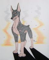 The Siant's General by Huskypawz