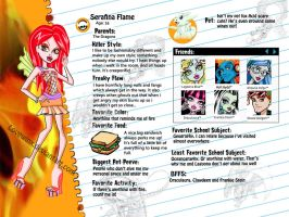 AT: Monster High Serafina Bio by lovewinx