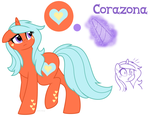 Pony Reference-Corazona by Faith-Wolff