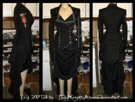 RCO Caterina Progress Preview by LadyKnightAlanna