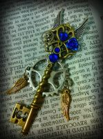 The Royal Messenger Fantasy Key by ArtByStarlaMoore