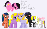Mlp Me And My Watchers by Animealre