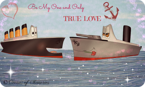 Be My One and Only by RMS-OLYMPIC