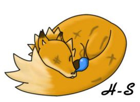 Tired Old Fox by H-S