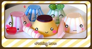 Pudding Love 2 by kickass-peanut