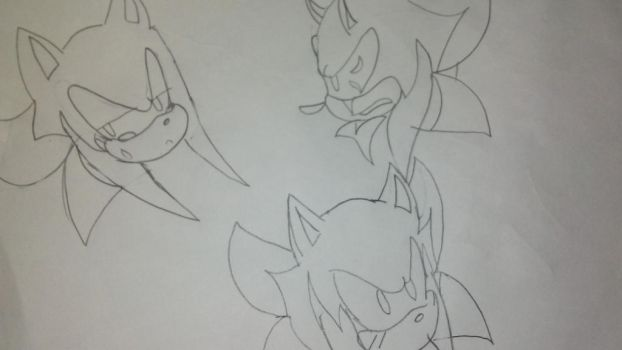nymphis uncolored emotions #3 by therealamyrose8