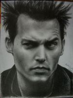 Johnny Depp7 by LaPicher