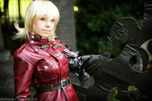 +Seras Victoria II+ by carrie-monster