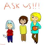 Ask Oc's by sakura50