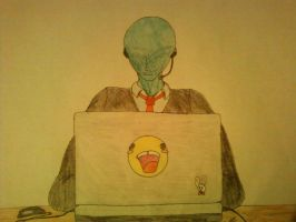 Anonymous by odvie