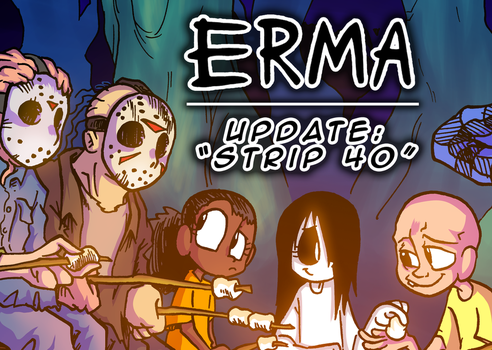 Erma Update- Strip #40 by BJSinc