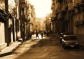 cuba streets by gndz
