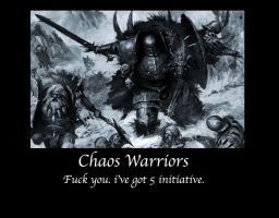 Chaos Warriors by Newbizom