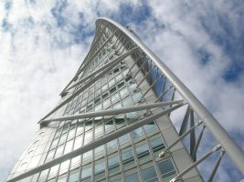 Turning Torso by ButterflyJewel