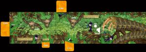 6c- Spread 5 - pull out- Children's book by R1Design