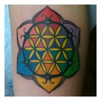 flower of life by tattking420