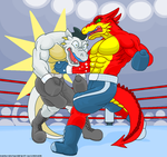 GUT PUNCH! by artographer-513
