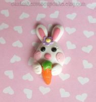 Little Bunny by CantankerousCupcake