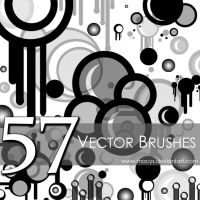 Vector Brushes by macys