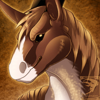 Icon Comish - Golden Grace by TwilightSaint