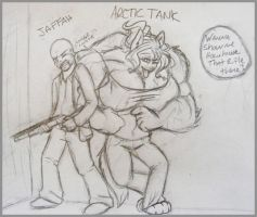 You Face Arctic Tank by Arctic-Sekai
