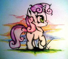 Sweetie Belle by Tomek2289