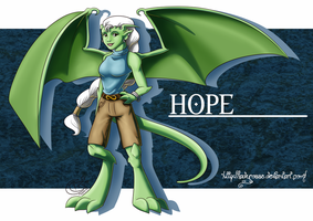 Design of Hope by LadyRosse