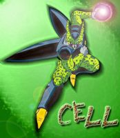 CELL by powerfoxslayer
