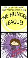 The hunger games league by Lauraloveslily