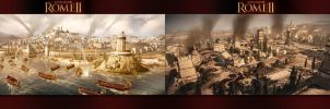 Rome 2 Total War Wallpapers by Garsondee