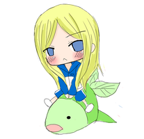 Arakawa Under the Bridge- Nino by EdibleNeko